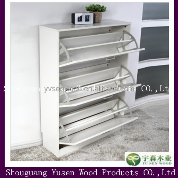 Wooden 50 Pair Shoe Rack With Black Color,Space Saving - Buy Shoe ...