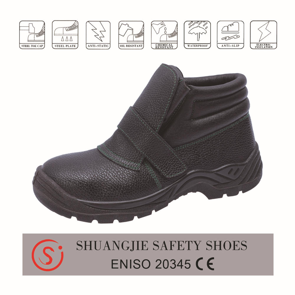 M-8078 Safety Shoes Without Lace,Industrial Safety Shoes,Woodland ...