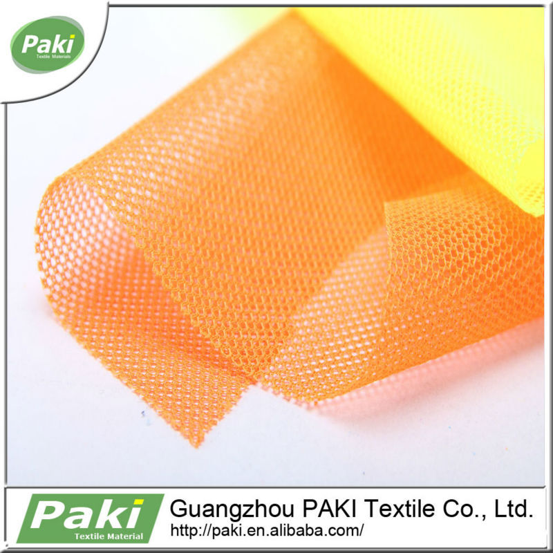Good air permeability soft mesh fabric for bag