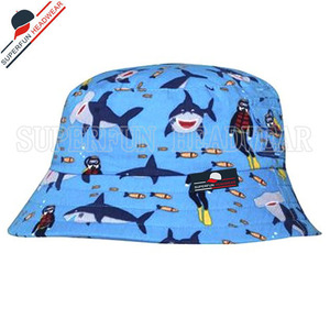 b87ba8c95f4 Popular china wholesale sun kids funny bucket hat