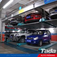 PSH Parking Lift Type puzzel parking system/car garage lift for basement