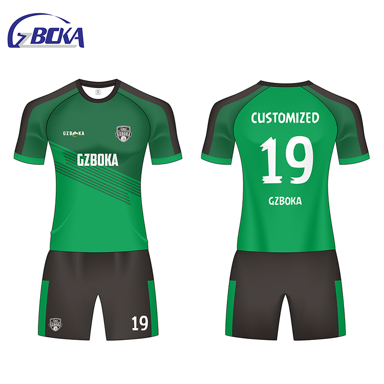 f4a626069f2e5 De calidad superior de la sublimación camiseta de equipo de fútbol Jersey  de fútbol Tailandia t