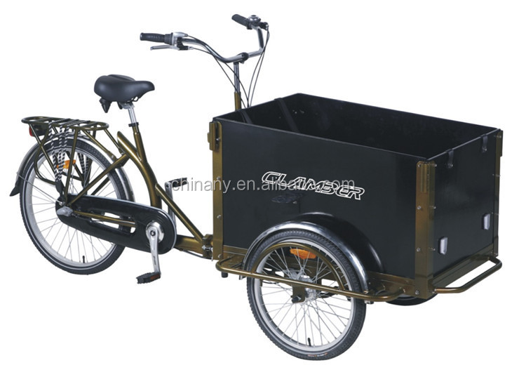 Cargo Tricycle China Three Wheel Cargo Bike For Sale Women