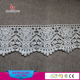 wholesale women suit use crochet cotton lace trim chemical lace SRTM15