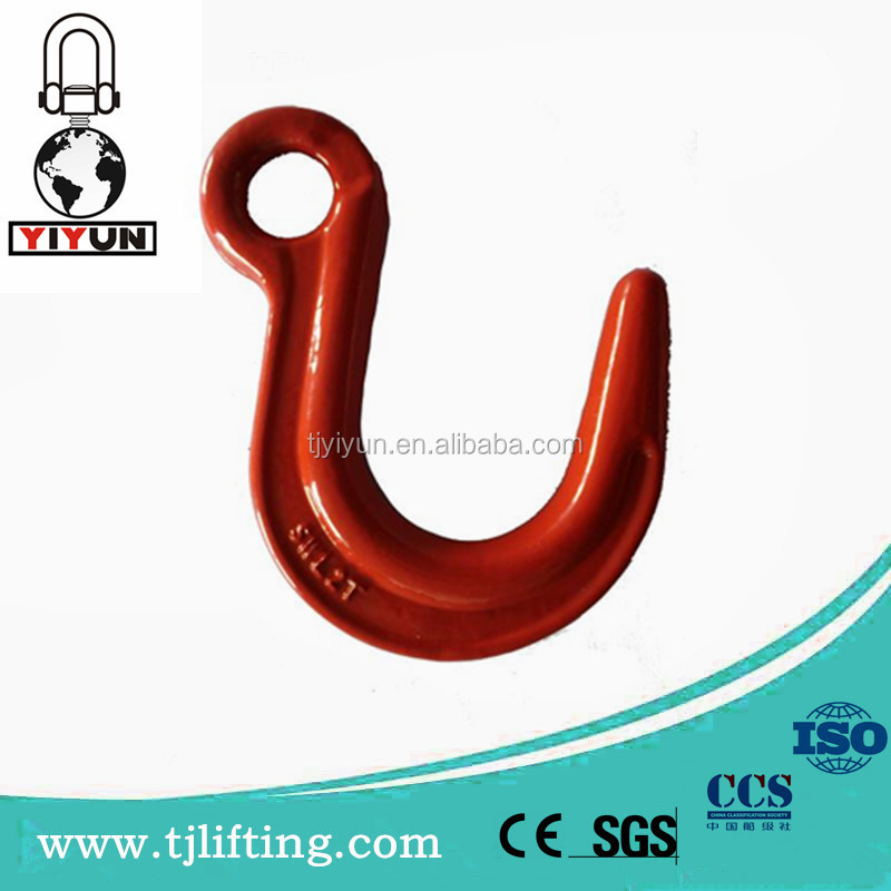 Heavy duty G80 Foundry Eye <strong>hook</strong> with best quality