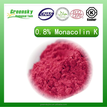 Red Yeast Rice extract 0.8% Monacolin K