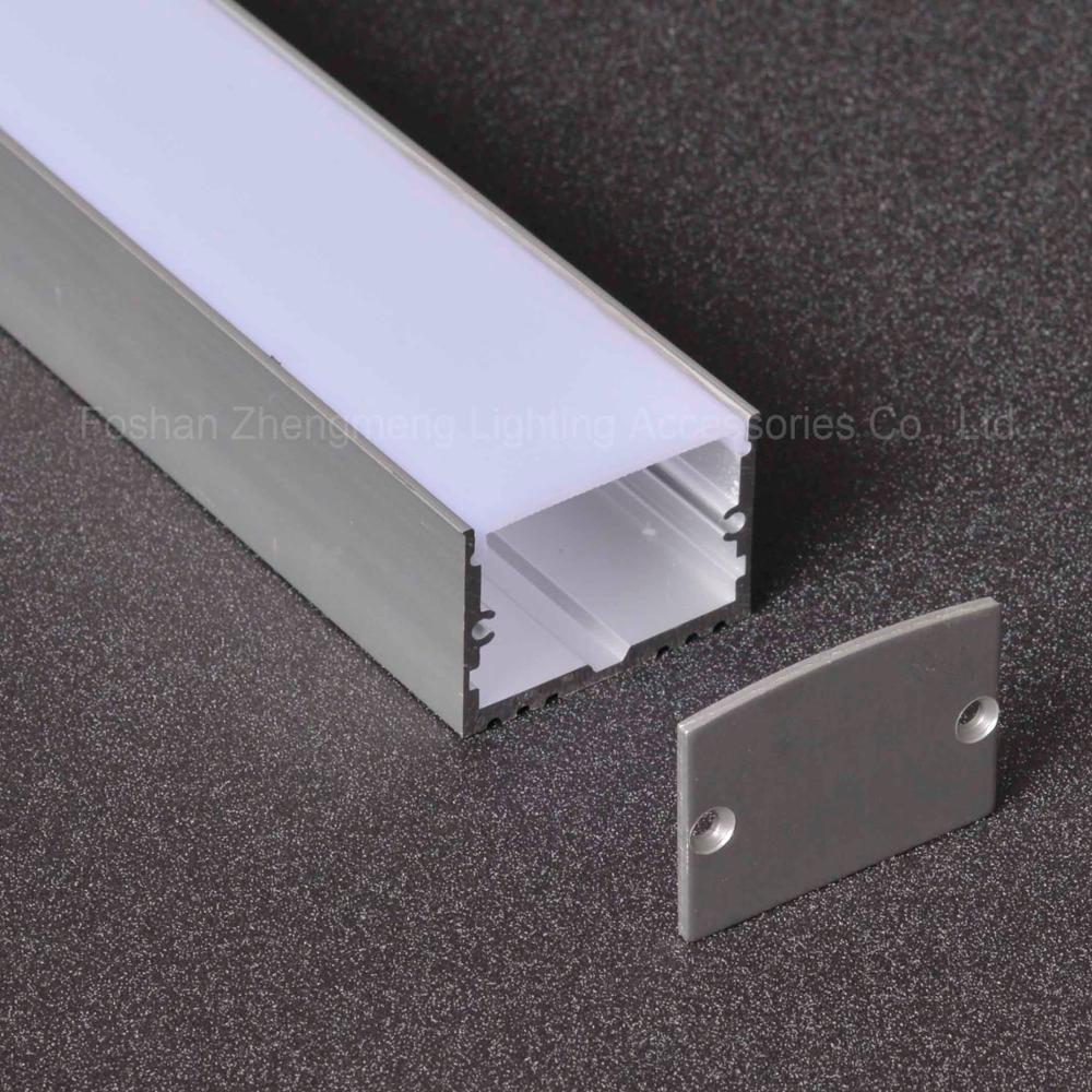 Luminaire Indirect concernant surface mount led bar linear system,35*25mm aluminum luminaire