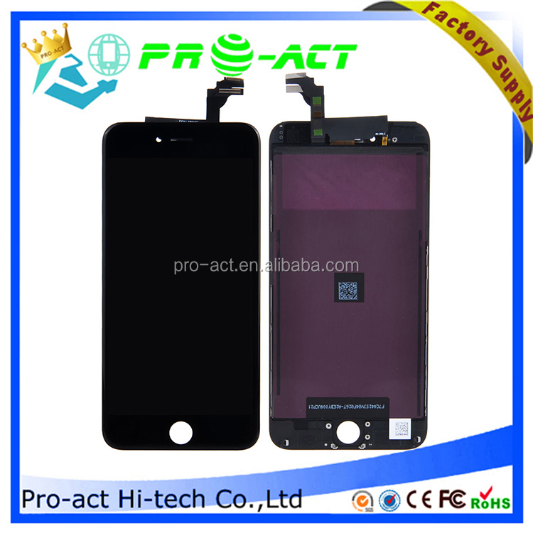 fix LCD for iphone 6 plus,6+ Lcd screen repair parts