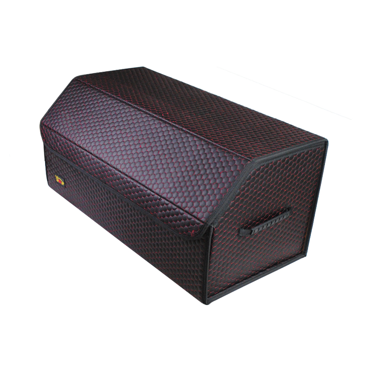 Automotive finishing box trunk storage box car retractable glove box storage box general models