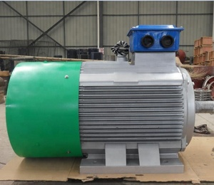 100kW Low Speed low rpm Permanent Magnet Generator