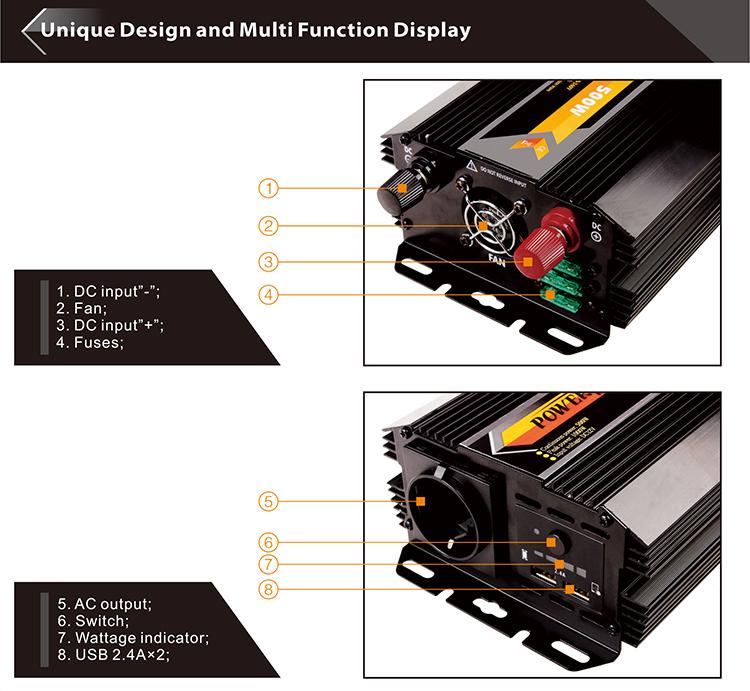 Inverters For Sale >> T8095u 12 To 120v Power Inverters For Sale The Best Car Power Inverter Buy 12 Volt Power Inverters For Sale The Best Power Inverter Car 12v To 120v
