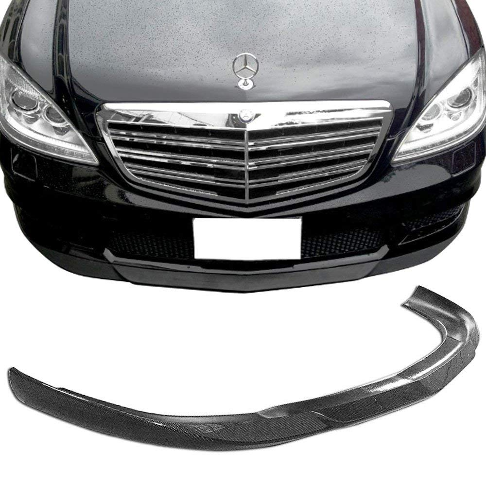 Crash Parts Plus Primed Front Bumper Cover Replacement for 2008-2011 Mercedes-Benz C-Class