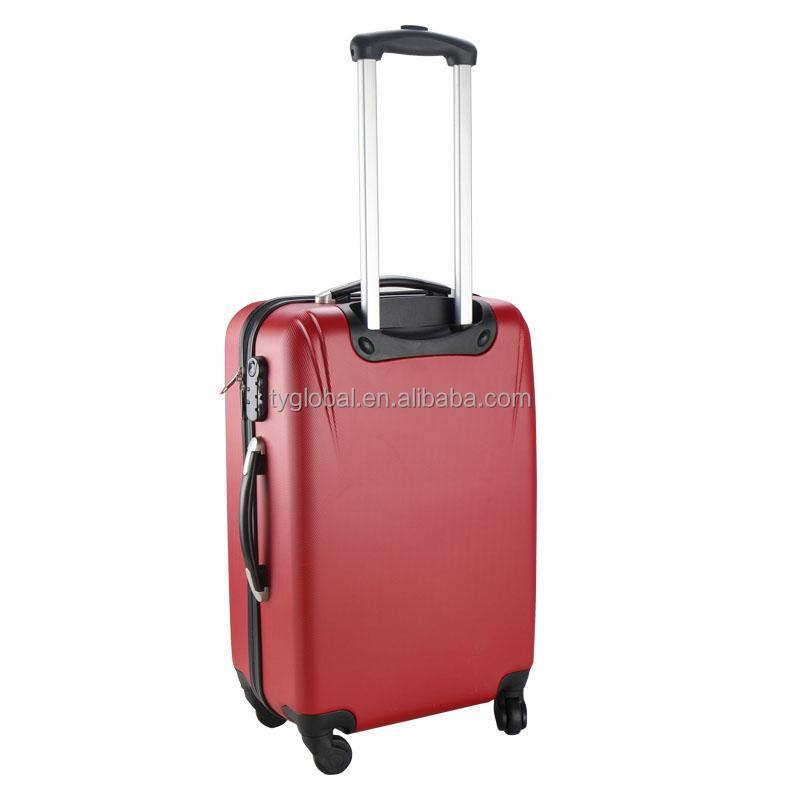 High Quality Chinese Factory ABS Trolley 28 inch Luggage Travel Bag
