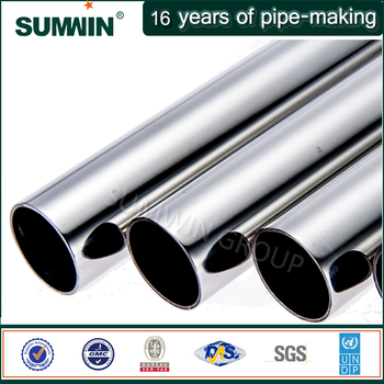 Sumwin stainless steel tube 201 on discount
