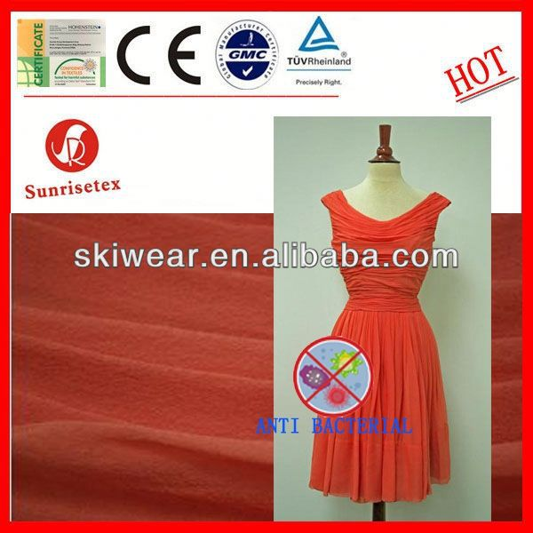 Popular 100% Polyester Anti Bacterial fabric dress mannequin