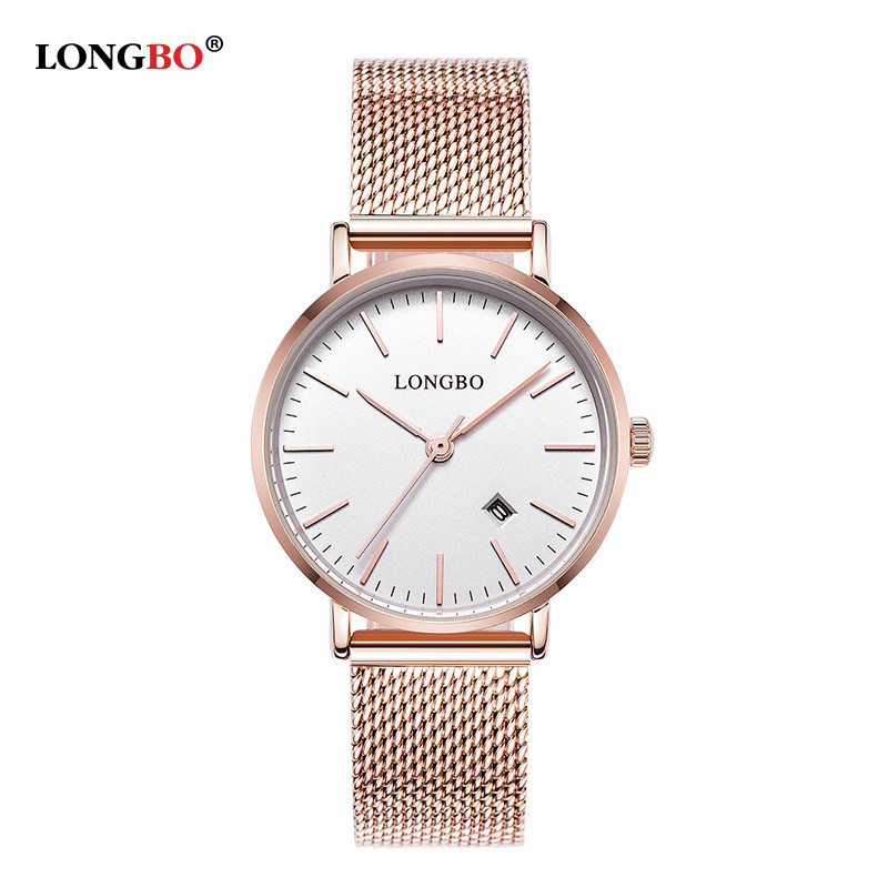Manufacturer top brand luxury 3atm waterproof woman wacth for couple