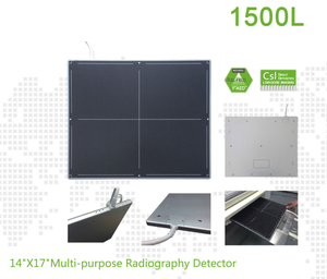 Radiography Detector with CsI Direct Deposit For Digital X Ray Flat Panel Detector 1500L-T