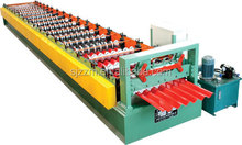 CE quality 10 rollers fixed flooring sheet making machine for sell