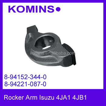 8-94221-087-0 8-94152-344-0 4ja1 4jba Rocker Arm Assembly