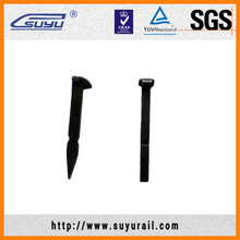 SUYU special rail screw spikes, track spike