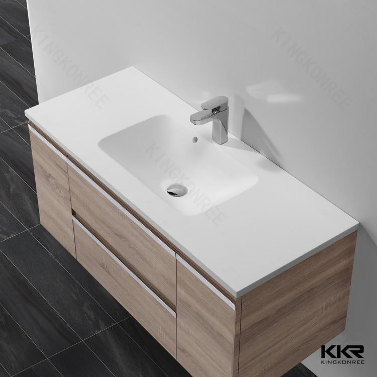 Bench Top Acrylic Basin,Solid Surface Countertop Washing Basin ...