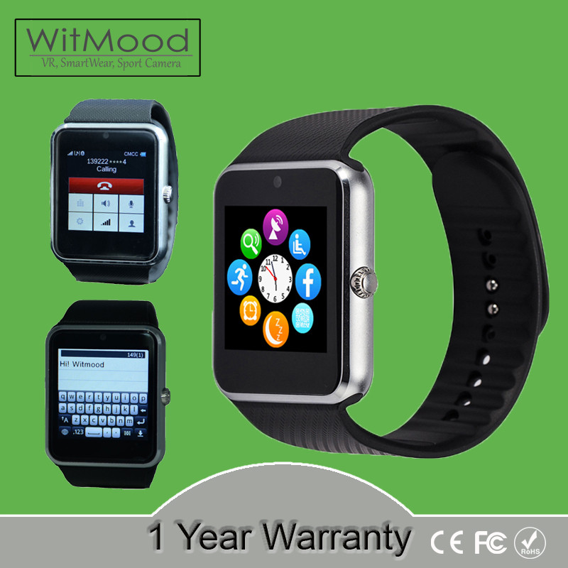 Witmood 2016 Wholesale CE ROHS Android Smart Watch, U8 DZ09 A1 A9