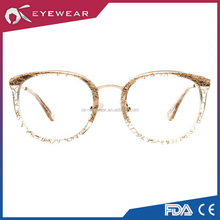 Hot selling injection promotion round optical frame,eyeglasses frame