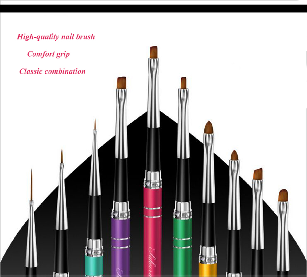 Cheap Nail Art Thin Brush, find Nail Art Thin Brush deals on line at ...