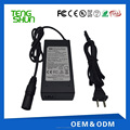 24v 3a 36v 2a 48v 2a razor scooter lithium charger scooter for monowheel electric scooter