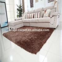 3d Long Pile Shaggy Carpet Area Rugs Cheap Bamboo Sleeping Mat