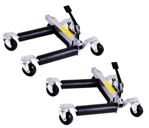 Hydraulic Dolly Lift : Lb hydraulische positionering auto wiel dolly jack