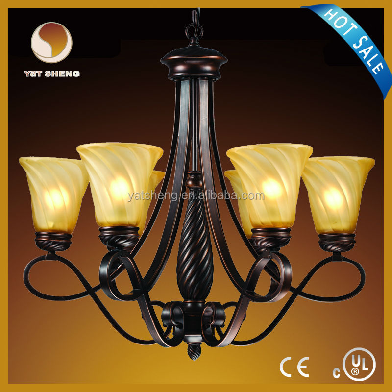 Alabaster shade oil rubbed bronze iron lighting fixure