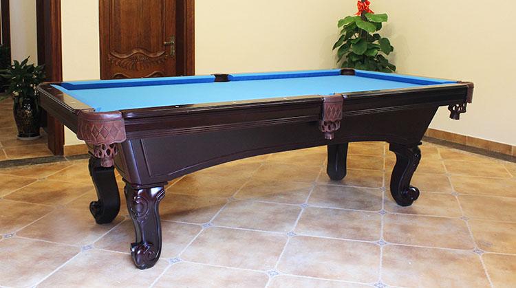 TB International Standard Size Ash 8 Ball Pool Table Sales