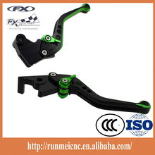 Funky motorcycle brake clutch double color go kart disc brake lever for F4 RR/F4 RC Brutale 800/RR Rivale 800 Dragster 800/RR Tu