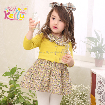 c720f0c50 LOVELY WINTER BABY GIRLS DRESSES,3 YEAR OLD GIRL DRESS FROCK SUITS FOR BABY  GIRL, View baby girls dresses, Rose kelly Product Details from Guangzhou ...