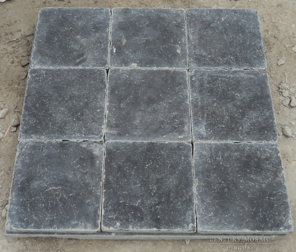 Blue Limestone Honed & Tumbled Paver - Buy Blue Limestone Honed & Tumbled  Paver,Blue Limestone Paver,Tumbled Paver Product on Alibaba com