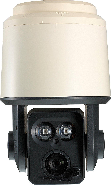 "Wonwoo WMK-H302 Hybrid (Network+HD-SDI) Twin Motorized Zoom Rugged IR PTZ Camera; 1/3"" 2.2M Pixel Panasonic CMOS image sensor; 1920(H)x1080(V) pixels; Lens 30x zoom f= 4.3 mm (WIDE)~129 mm (TELE), F1.6 to F5.0; Digital zoom 32x (960x with Digital zoom)"