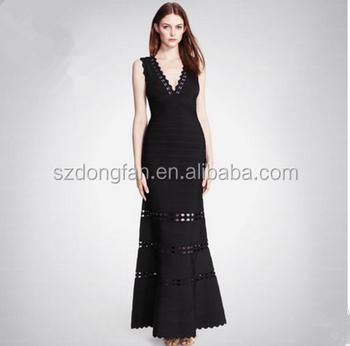 756606378 Vestidos de baile 2016 de noche largo negro ahueca hacia fuera hermosa  vestidos largos vestidos para