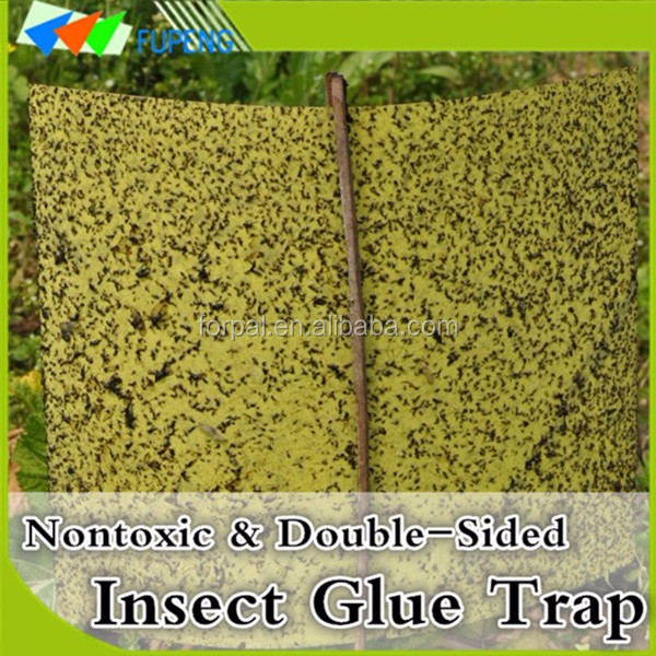 FUPENG High Quality Non-Toxic Insect Repellent Insect Glue Traps