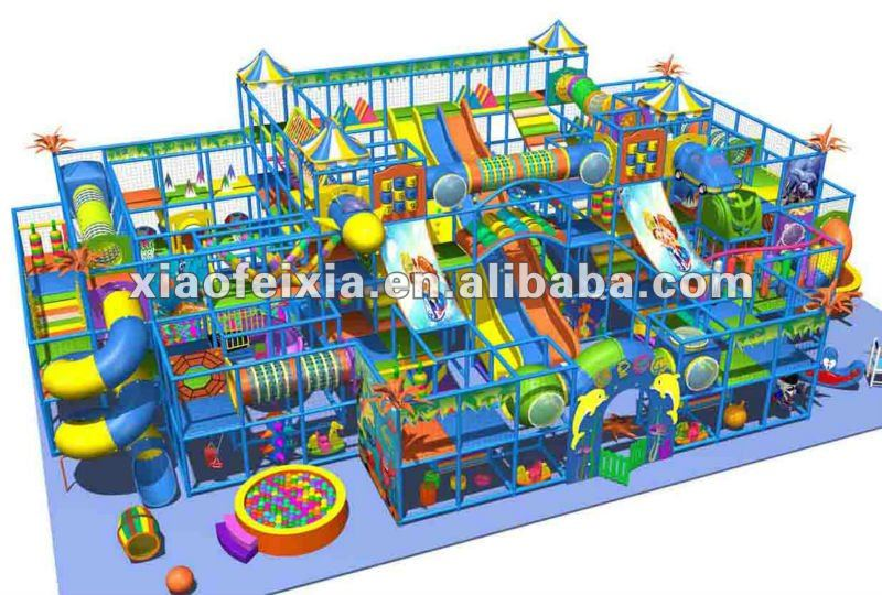 kids playground indoor modern minimalist home design