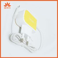 with wire EU plug 12 volt battery charger circuit