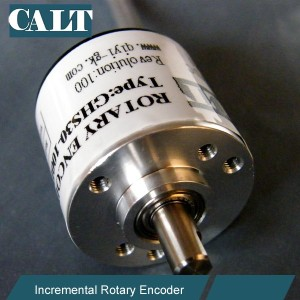 CALT 30mm rotary encoder rep cable socket