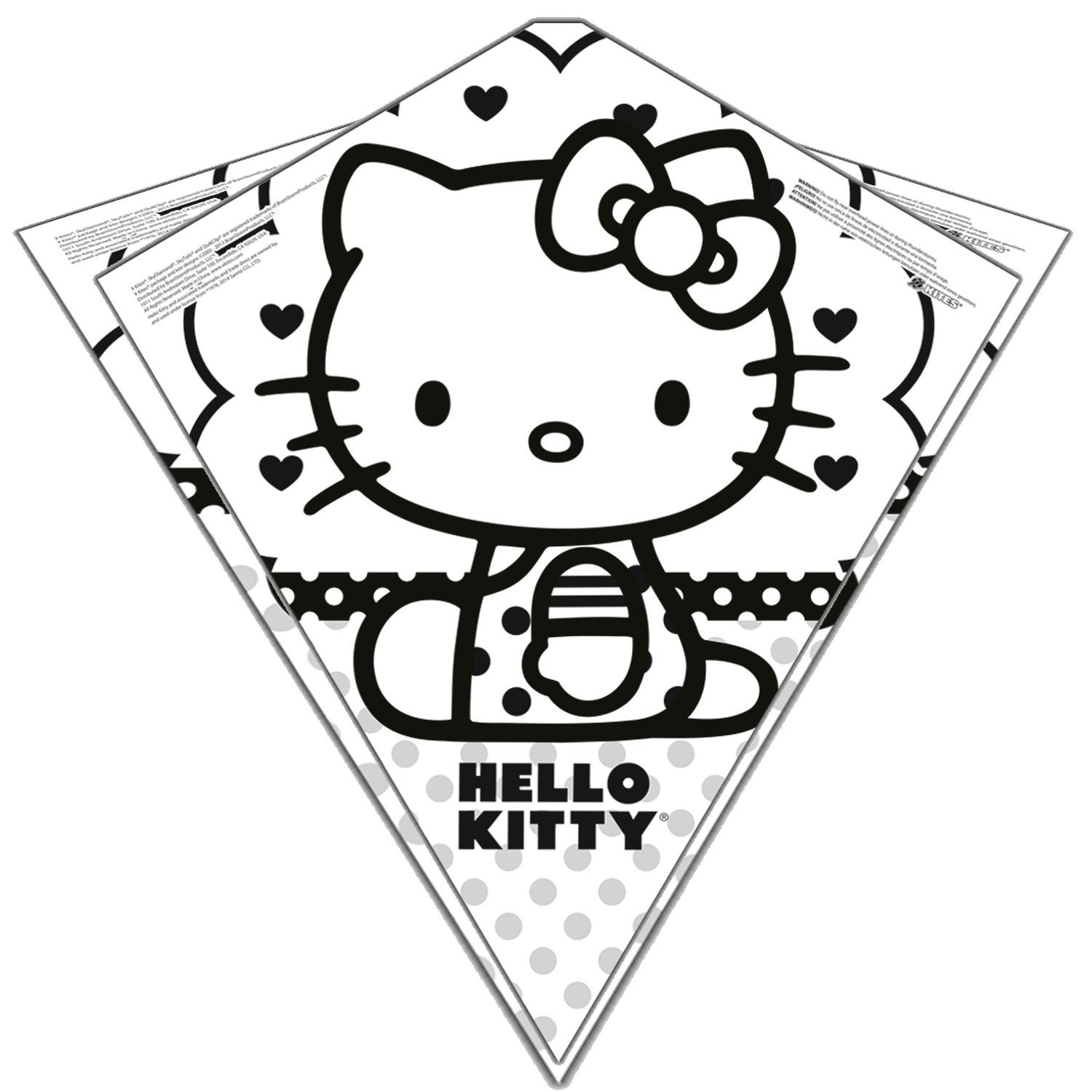cheap kitty kite find kitty kite deals on line at alibaba Kite Parts Micro Carbon Rods get quotations color me kite 26 inches tyvek diamond kite hello kitty