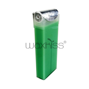 New Cartridge Design 100g Aloe Vera Popular Depilatory Wax Roll on Cartridge Wax Refill