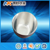 Alibaba China high purity more than 99.95% 30ml platinum crucible for melting