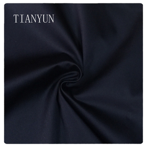 Hot Selling Cotton Polyester Stretch Two Tone Satin Fabric