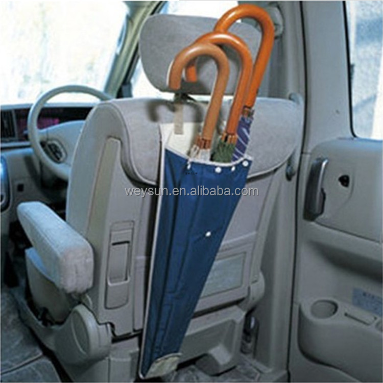 Home Umbrella Storage Cover Bags Multi Foldable Car Seat Back Organization Stowing Tidying Accessories Supplies <strong>Gear</strong> Products