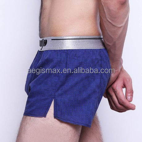 Large size boxer briefs for men