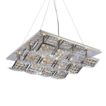 Nice Lighting 2018 Contemporary Luxury Home Decor Super March Purchasing Modern Crystal Chandelier