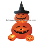 240cm Halloween inflatable pumpkins with movement